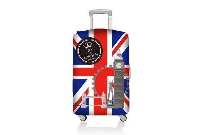 HKTDC Design Gallery - Macrocity Luggage Cover (L)(1pc)