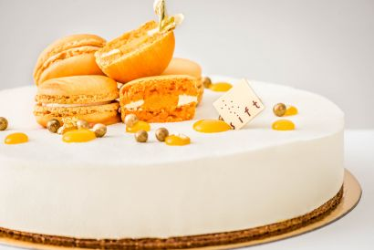 Exquisite French Pastries and Macarons by Sift