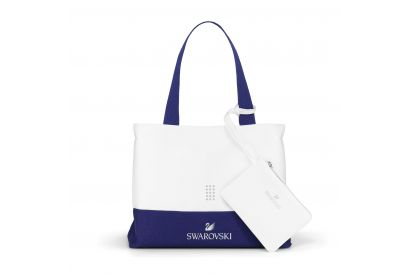 Swarovski White Collection Crystal Beach Bag (1 pc)