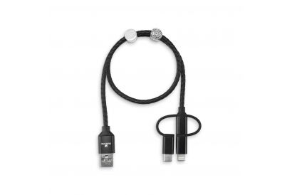 Swarovski White Collection USB Charging Cable (1pc)