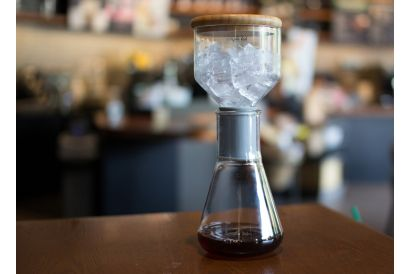 HKTDC Design Gallery - Simple Lab Experience Mico-Ice Cold brew Coffee set (1 set)