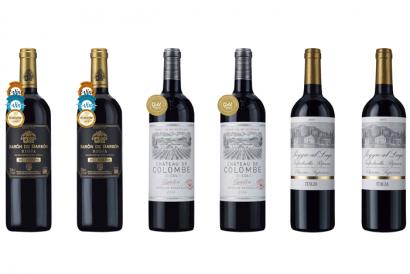Laithwaites Direct Wines - 6-bottle Awarded European Showcase