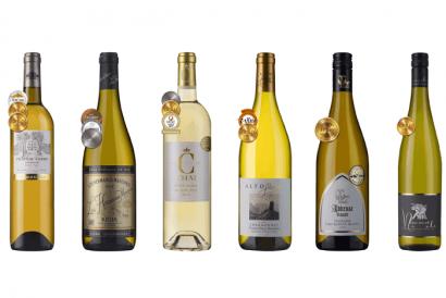 Laithwaites Direct Wines - 6-bottle Awarded European Whites Case