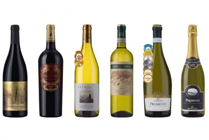 Laithwaites Direct Wines - 6-bottle Italian Red, White, Sparkling Wine Pack