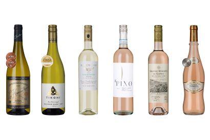 6-bottle International Whites & Rosés Case (1 set)