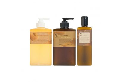 Ztore - Gingerginger - Ginger Hair & Shower Set (1 set)