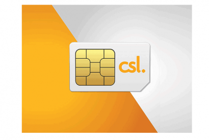 csl Ultra 600 SIM only Service Plan (6GB Full Speed Mobile Data–6 months) (SRP$298+$18/month)