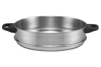 Meyer 30CM Stainless Steel Steamer (1 pc)