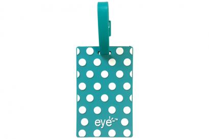 eye luggage tag (1pc)