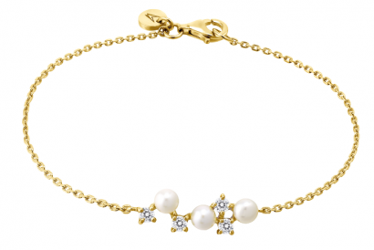 ARTĒ Madrid Tears of Mermaid Bracelet (Gold) (1pc)