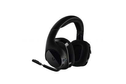Logitech G533 Wireless DTS 7.1 Surround Sound Gaming Headset (1pc)