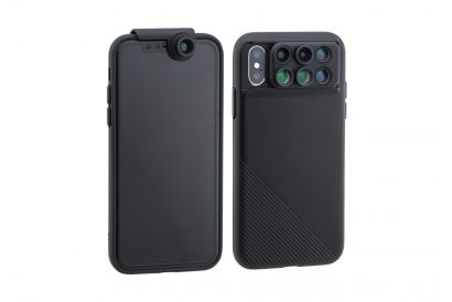 Shiftcam 2.0 6-in-1 Travel Set (For iPhone X) (1pc)