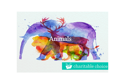 Charitable Choice HK$100 Charity Donation - Animals