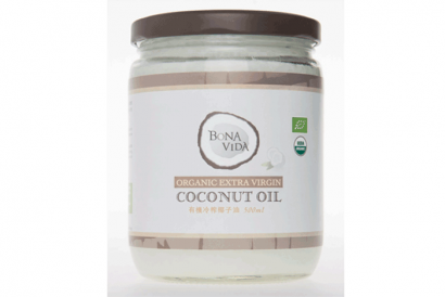 Bonavida 100% Organic Extra Virgin Coconut Oil 500ml (1pc)