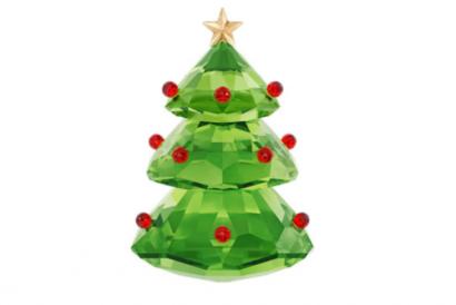 Swarovski Christmas Tree (1pc)