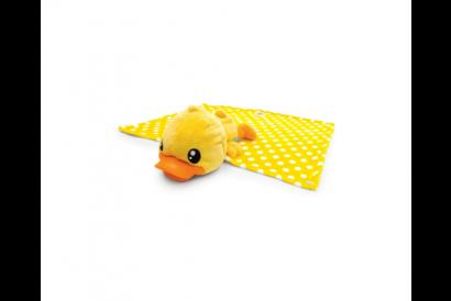 HKTDC Design Gallery B.Duck Plush with Blanket (1pc)