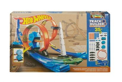 Hot Wheels Track Builder Power Booster Kit (35+) (1pc)