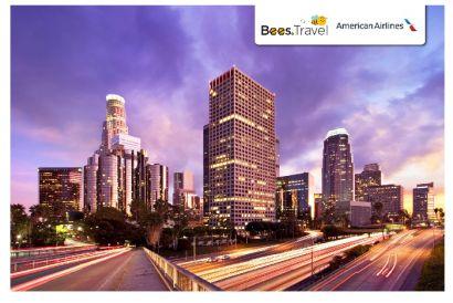 American Airlines  - 1 Round Trip Air Ticket (Hong Kong –Los Angeles)