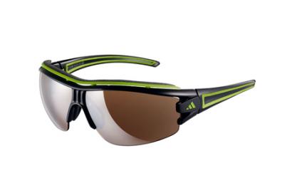 Adidas Sport A167 Evil Eye Sunglasses (Green 6050)