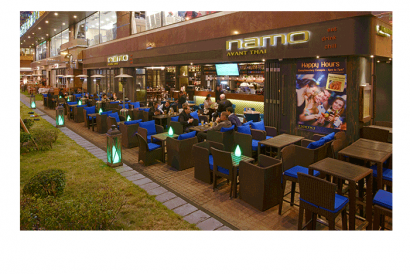 Thai Style Lobster & Iberico Pork Dinner for Two at NAMO