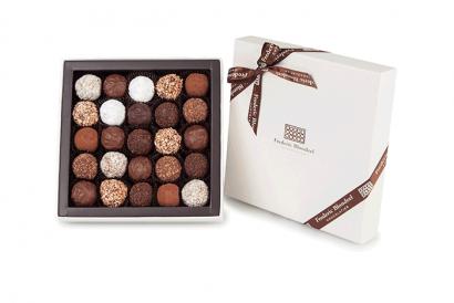 Belgian Artisan Chocolates by Frederic Blondeel