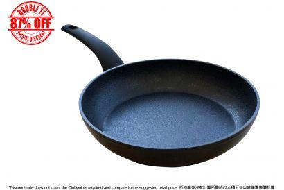 [11.11] Style n' Cook Rockpearl Black 28cm Non Stick Frypan (1 pc)
