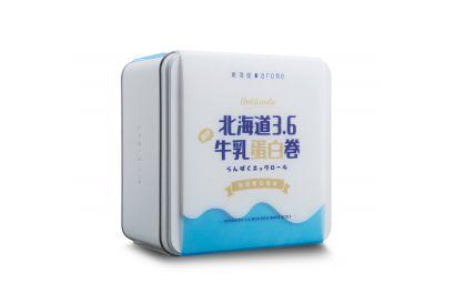 [Chinese New Year] Arome Hokkaido 3.6 Milk Egg White Rolls Gift Box voucher (1 pc)