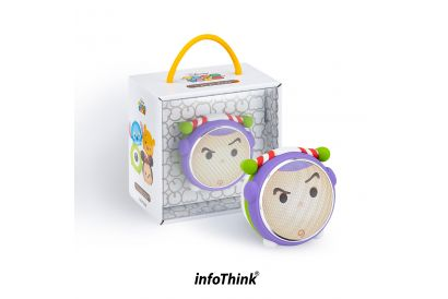 Disney Tsum Tsum Fun Music Bluetooth Lighting Speaker (1pc)