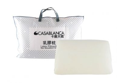 [Chinese New Year] Casablanca - Latex Pillow #NP100PLP24 (1 pc)