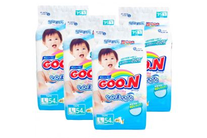 Ztore - GOO.N Diaper (1 box includes 4 packs)