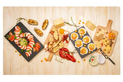 """Cordis, Hong Kong - The Place """"Say Cheez"""" Lunch Buffet (1 person)"""
