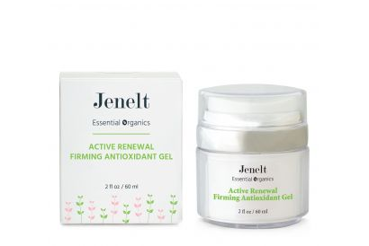Jenelt Essential Organics Active Renewal Firming Antioxidant Gel (60 ml)(1 pc)