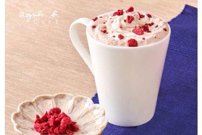 agnès b. CAFÉ Strawberry Hot Cocoa (1 pc)