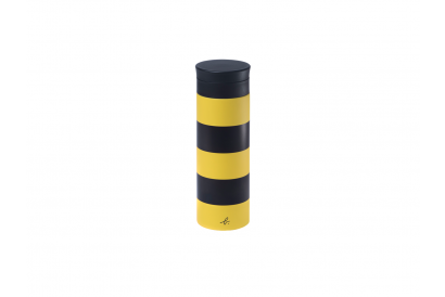 agnèsb.CAFÉ b. Striped Thermal Flask (1 pc)