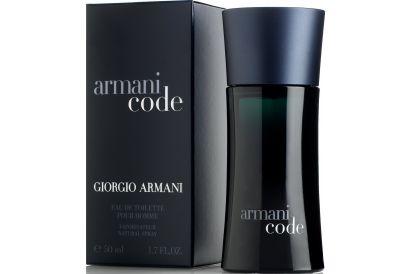 Armani Code Eau De Toilette Spray for Men 50ml (1Bottle)