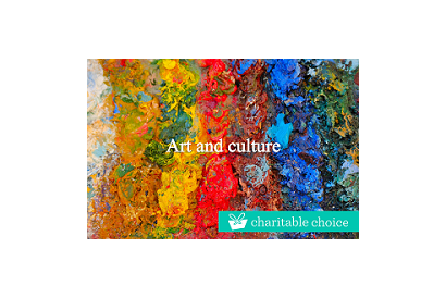 Charitable Choice HK$100 Charity Donation - Art and Culture