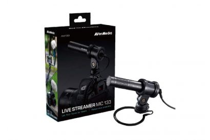 AVerMedia Live Streamer MIC (AM133) (1 pc)