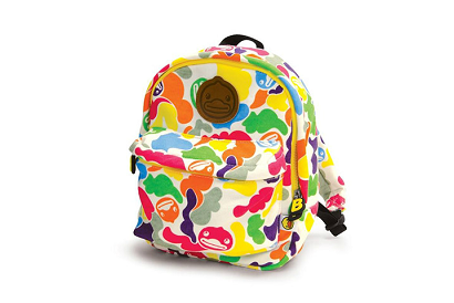 HKTDC Design Gallery - B.Duck Kids Backpack (Military camouflage) (1pc)