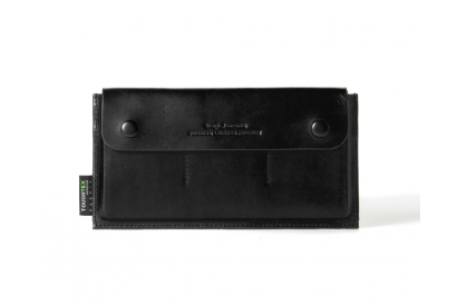Tough Long Leather&Nylon Wallet (1 pc)