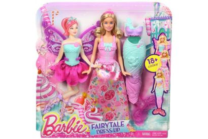 Barbie® Fairytale Dress Up™ Gift Set (1 pc)