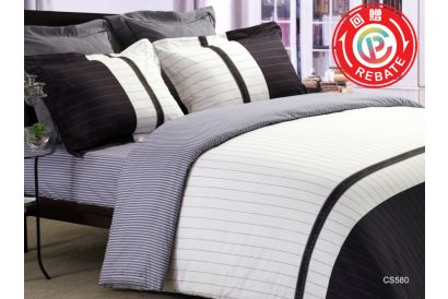 Casablanca 850 Thread Counts Cotton Bed Set #CS580 (1set)