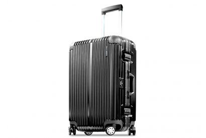 "Hallmark Design Collection - 4 wheels frame luggage HM828FT 26"" (1pc)"