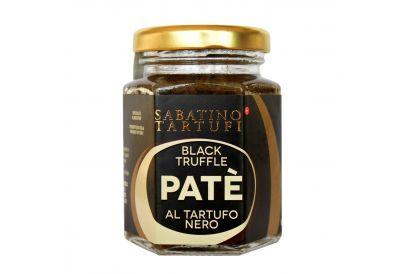 Sabatino - Italian Black Truffle PATE (1pc)