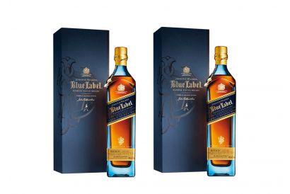 Johnnie Walker Blue Label 75cl (2 bottles)