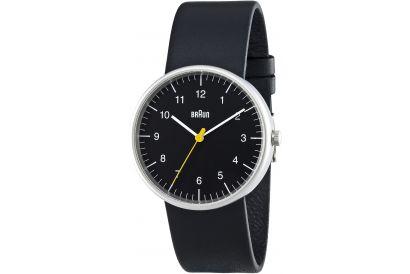Braun Classic Leather Quartz Watch  (1pc)