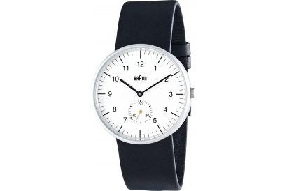 Braun Classic Leather Quartz Gent Watch (1pc)