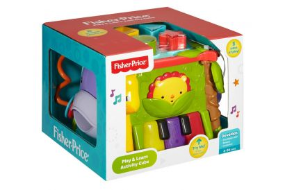 Fisher-Price - Busy Learning Box (1pc)