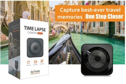 Brinno TLC130 Long Lasting Full HD Instant Time Lapse Camera (1pc)