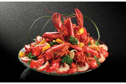 Café Allegro of Regal Kowloon Hotel - Lobster and Seafood Dinner Buffet  (Monday to Thursday) (1 person)