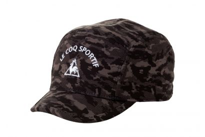 Le Coq Sportif Cap (Grey/Black) (1pc)